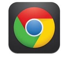 Google Chrome pour iOS disponible sur l'App Store
