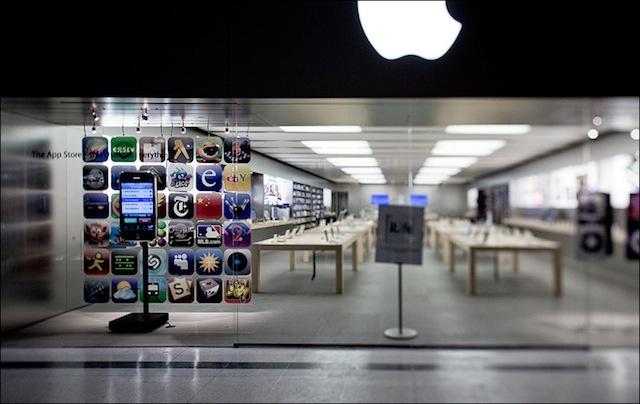 Etre vendeur chez Apple : pourquoi ça ne peut pas rapporter gros