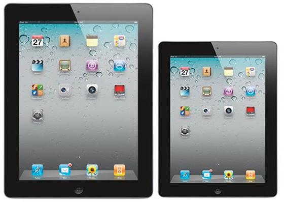 Les fournisseurs d'Apple se préparent à la production en masse de l'iPad 7″
