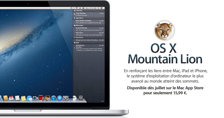 MAC 10.7.5 LION ONYX X POUR TÉLÉCHARGER OS