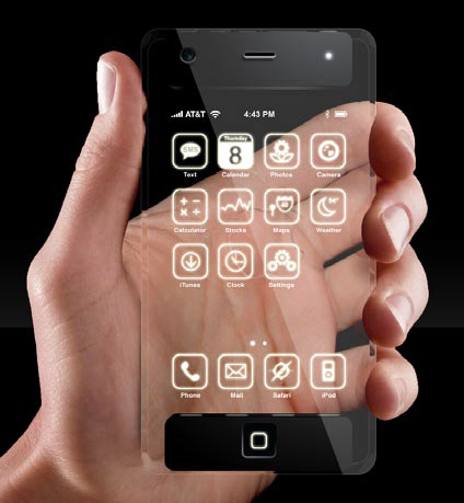 Le prochain iPhone aurait un écran plus fin
