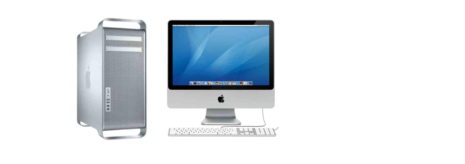 Des indices indiquent l'arrivée de nouveaux iMac et Mac Pro