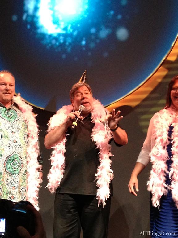 L'anniversaire surprise de Steve Wozniak
