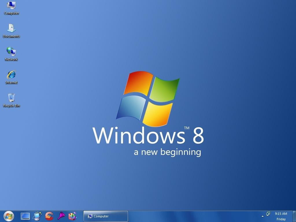 Selon Intel, Windows 8 va être commercialisé avant d'être prêt