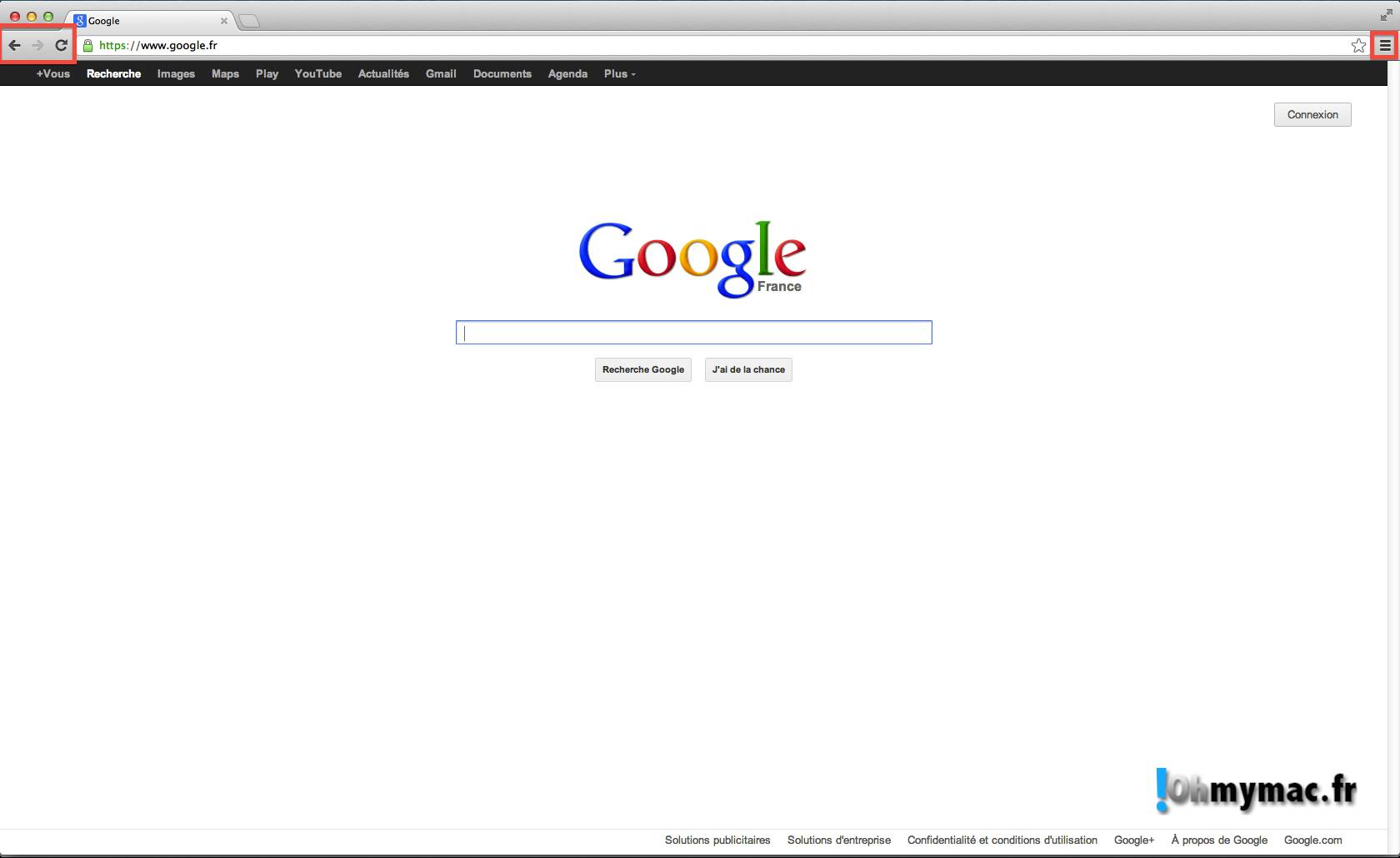 how to add photo to google page
