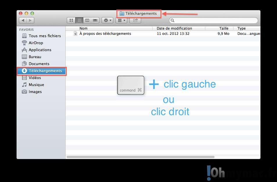 comment afficher disque dur mac