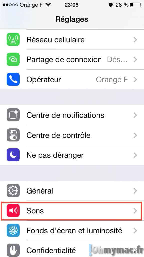 Personnaliser le vibreur de l'iPhone avec votre propre rythme de vibration