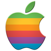 Infographie: le logo Apple à travers les âges