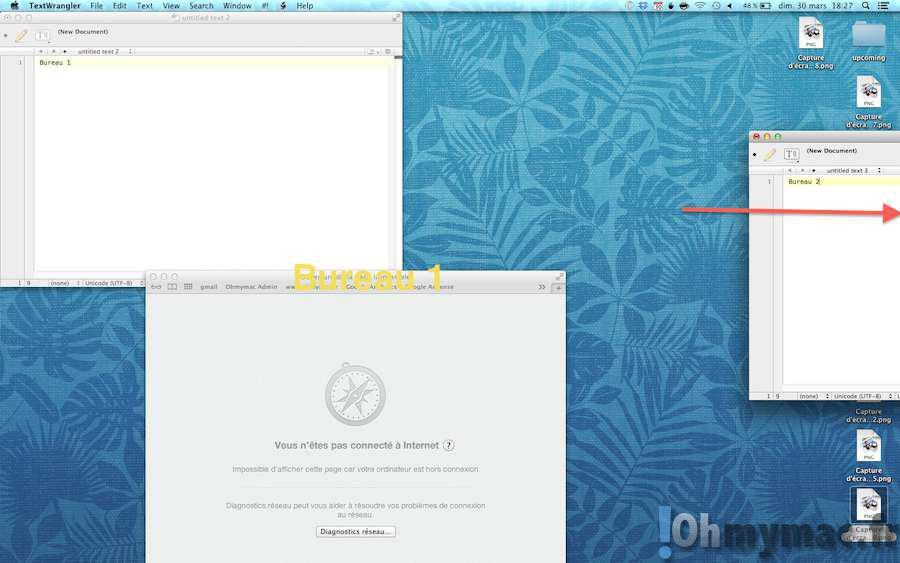 cr u00e9er et g u00e9rer les espaces et les bureaux virtuels avec mission control sur mac