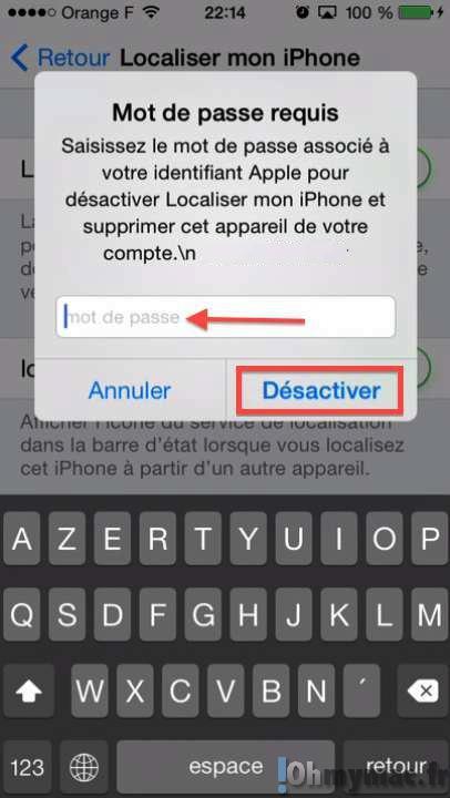 Comment Changer d'Apple ID sur iPhone sans Mot …