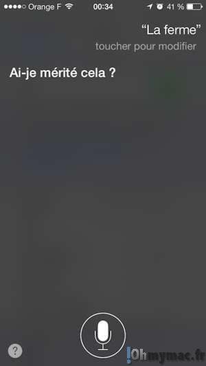 Siri: ses résponses drôles et insolites
