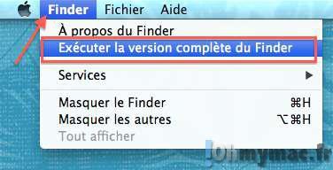 Rapidement empêcher l'accès à vos fichiers et dossiers et verrouiller le Finder sur votre Mac