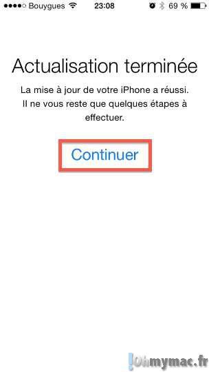 Lorsque la batterie de votre iPhone se décharge plus vite après une mise à jour iOS 12 ou iOS 11, la cause en est certainement qu'une application ne peut supporter la mise à jour correctement. Il est important de trouver l'application en question.