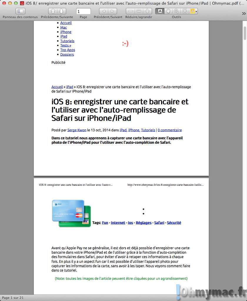 cr u00e9er un pdf avec tout document ou page web tr u00e8s tr u00e8s