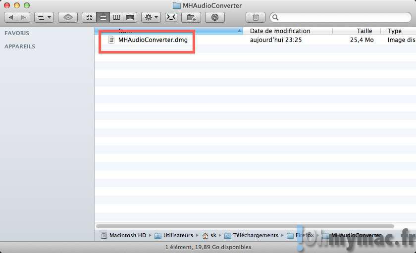 Convertir vos fichiers audio FLAC ou AAC m4a vers du MP3 (et quasi tout format audio vers un autre)