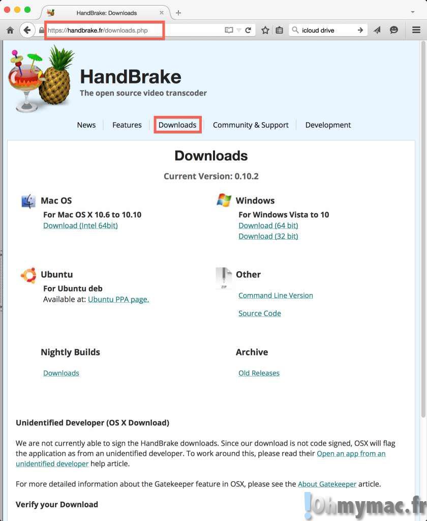 Pas de son sur vos vidéos iPad et iPhone: contourner le AC3 avec HandBrake