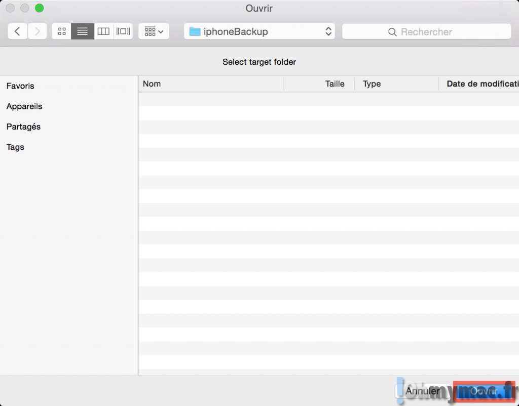 Remettre à zéro votre iPhone/iPad (Clean Install) mais récupérer vos SMS/iMessages
