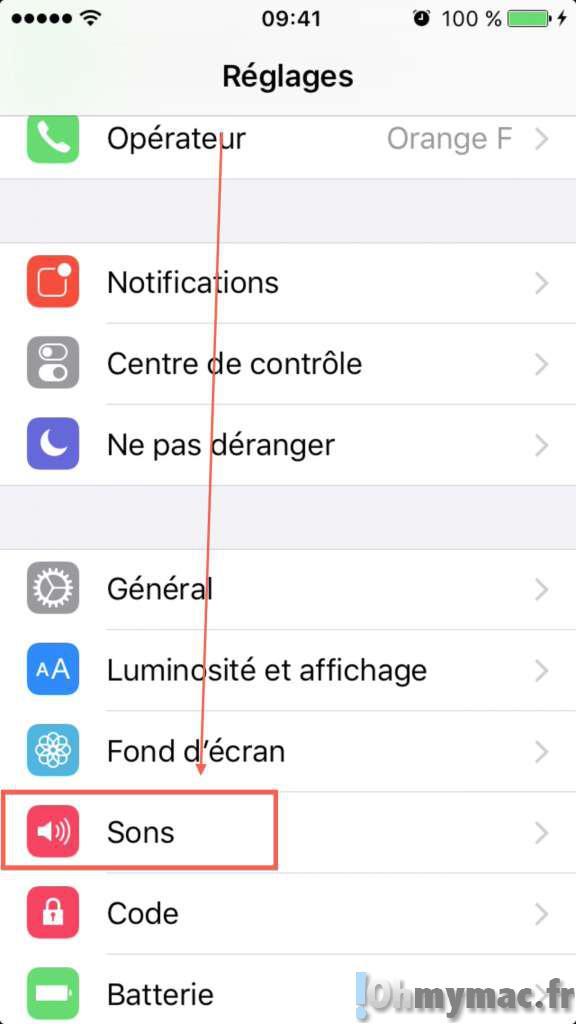 Créer une sonnerie personnalisée pour votre iPhone avec GarageBand et iTunes