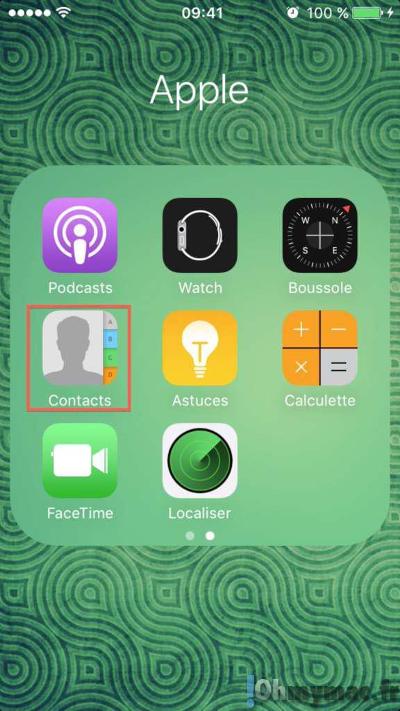 Cr er une sonnerie personnalis e pour votre iphone avec for Application iphone pour ouvrir porte garage