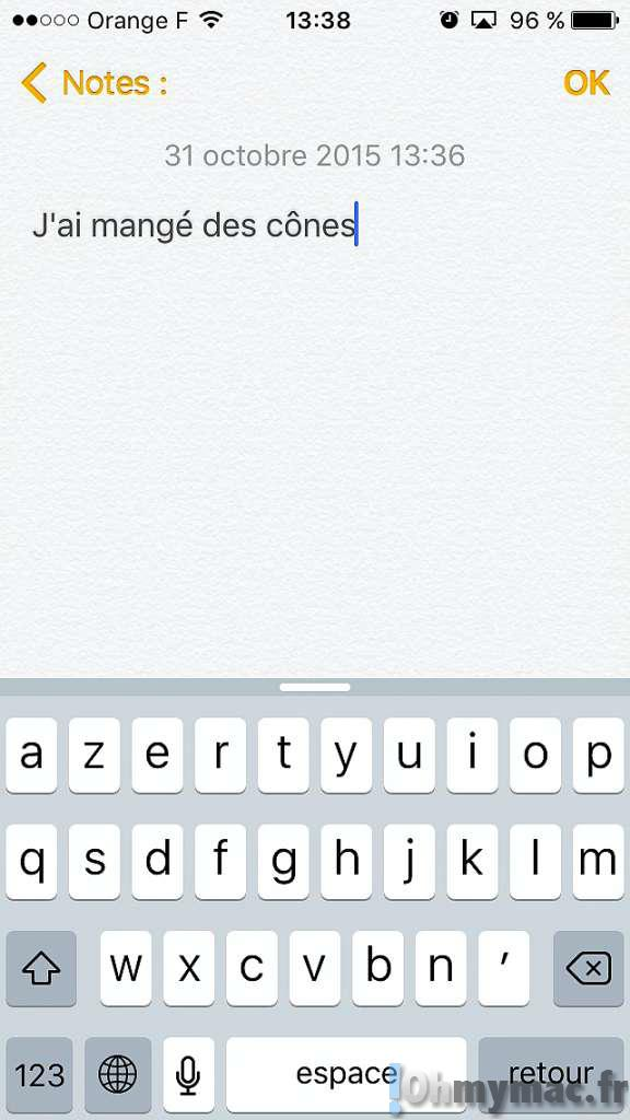 Connaissez-vous la touche à tout faire du clavier de l'iPhone et de l'iPad ?