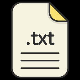 fichiertexte