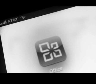 Office pour iPad serait disponible le 10 novembre