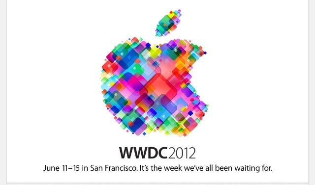 WWDC 2012: programme et application sont en ligne