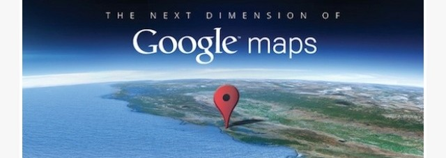 Google annonce un événement Google Maps le 6 juin