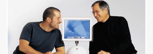 """Steve Jobs et Jonathan Ive """"aussi proches que des amants"""""""