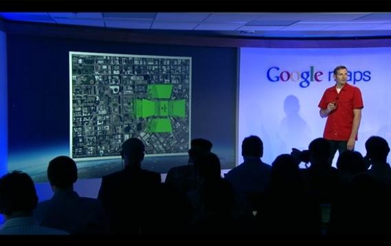 La conférence de presse légèrement décevante de Google sur Maps
