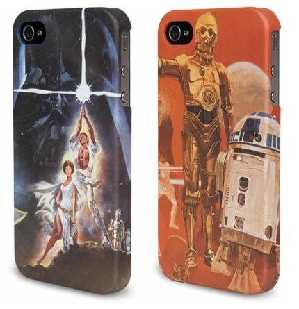 Des housses Star Wars officielles pour iPhone contre attaquent