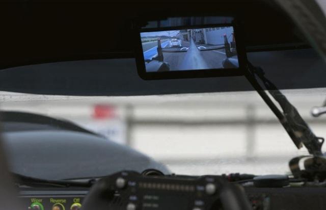 Audi remplace le rétroviseur par un écran AMOLED