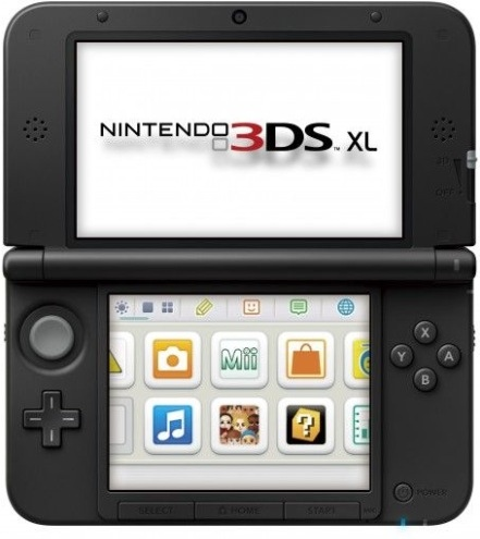 Nintendo sort la 3DS XL