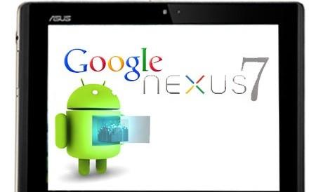 Google s'apprêterait à sortir sa première tablette, la Nexus 7