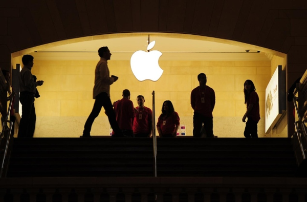Un Apple Store permet de booster les ventes des commerces adjacents