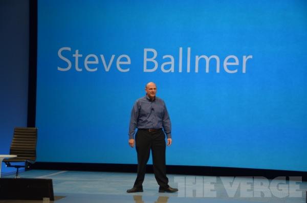 Humour: Steve Ballmer ne semble pas avoir de tablettes
