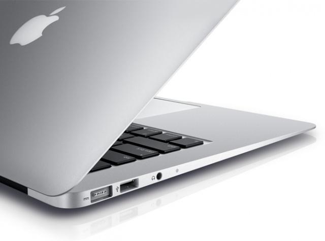 Apple a déposé un brevet sur le design d'ensemble du MacBook Air