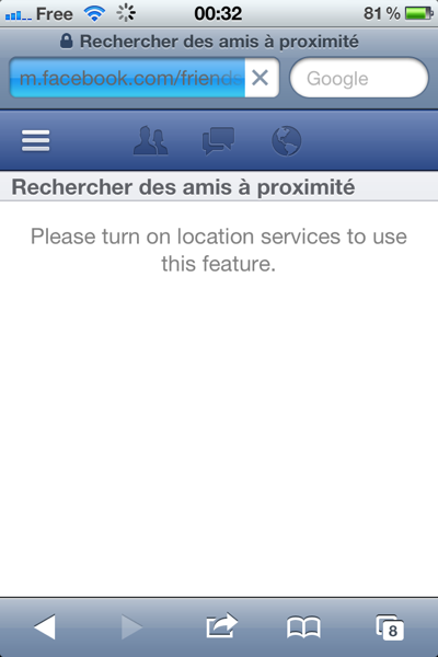 Application facebook rencontre gratuite