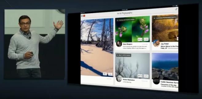 Google+ pour iPad: c'est pour bientôt