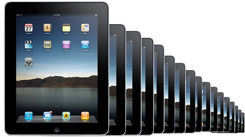 L'iPad réduirait la facture électrique