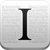 Nouvelle version d'Instapaper avec des mises à jour géolocalisées