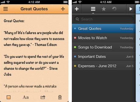 Prise de Notes sur iPhone : et si vous essayiez Just Type ?
