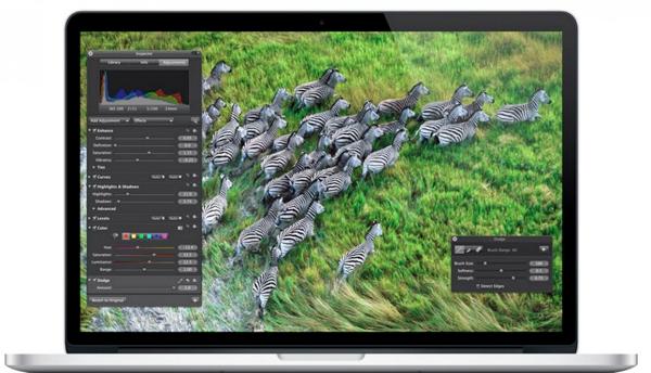 MacBook Pro Retina: des utilisateurs signalent des problèmes avec l'écran