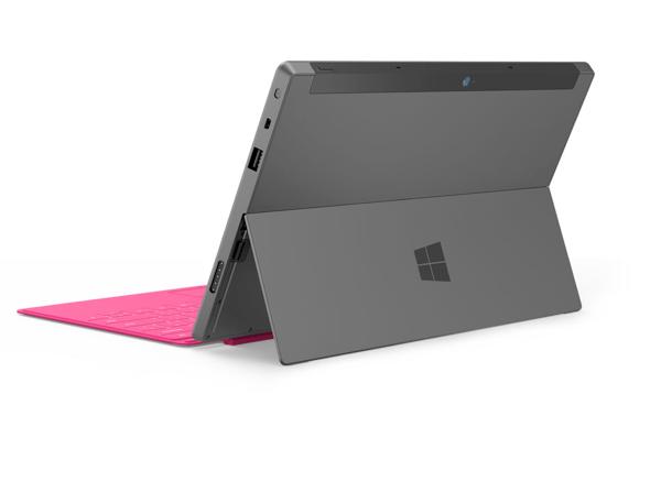 Microsoft Surface: les constructeurs de PC se sentent trahis