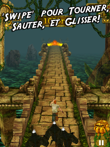 Temple Run, le test