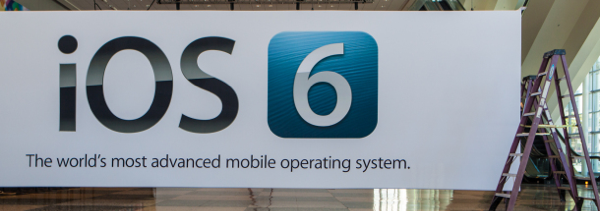 iOS 6 serait disponible dès septembre 2012