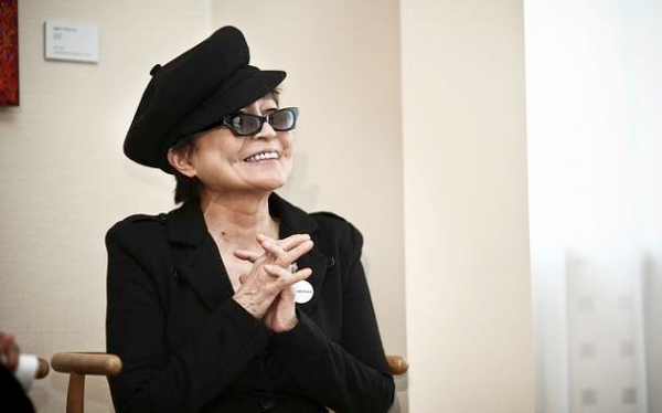 Yoko Ono sort une application iPhone