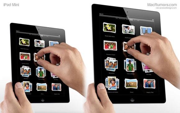 De nouveaux détails sur l'iPad 7″
