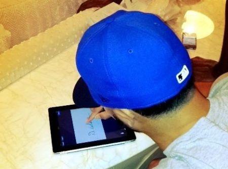 Une star de la NBA signe un contrat de 100 millions de dollars sur son iPad