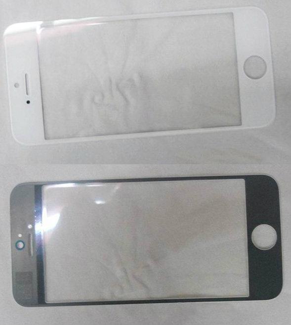 Une nouvelle image de la façade du futur iPhone 5